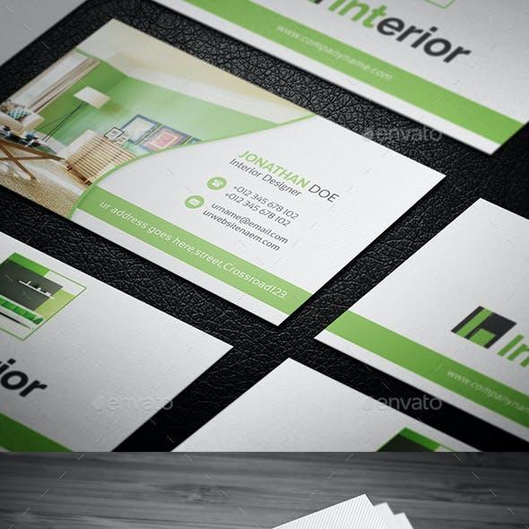 Interior Design Business Card Bundle