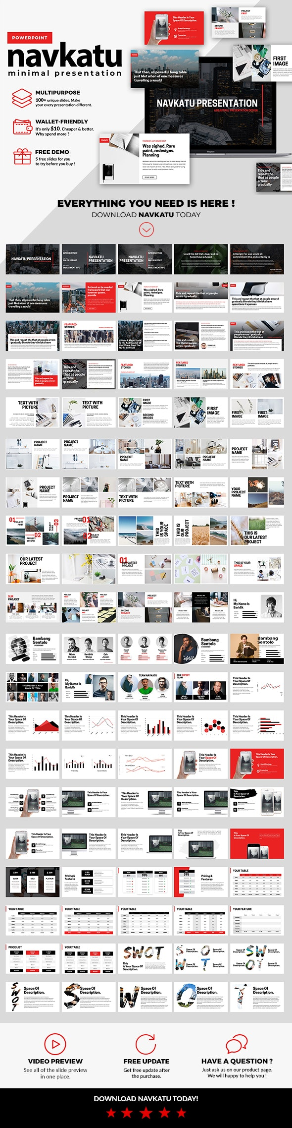 Navkatu Presentation - PowerPoint Templates Presentation Templates