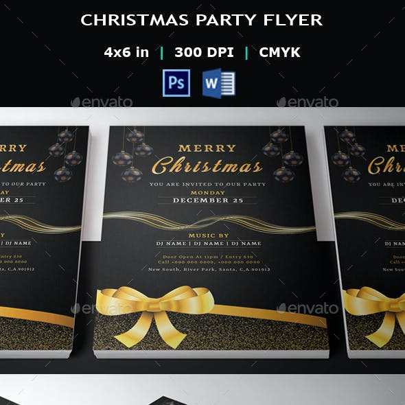 Flyer and X-mas Graphics, Designs & Templates from
