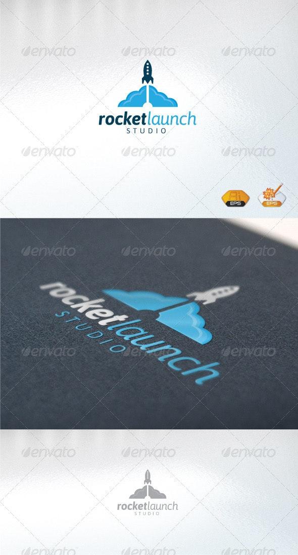 Rocketlaunch - Objects Logo Templates