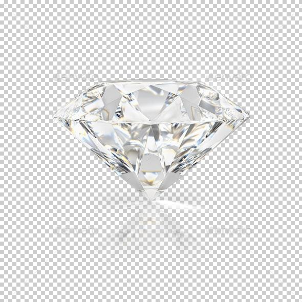 Diamond - Objects 3D Renders