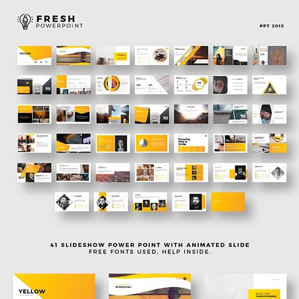 Fresh Presentation