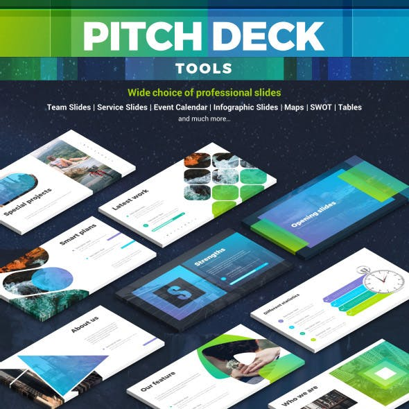 Pitch Deck Tools