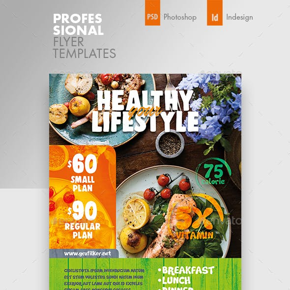Protein Stationery and Design Templates from GraphicRiver