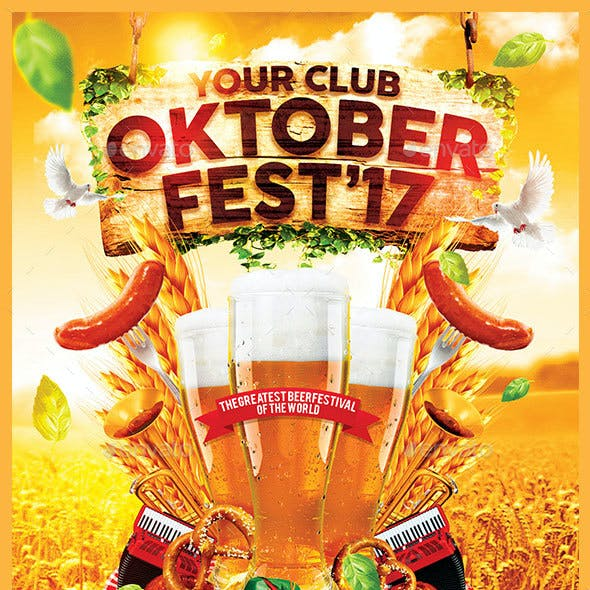 Oktoberfest 2017 v2