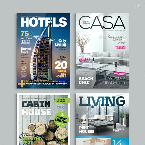 Magazine Covers Vol. 3