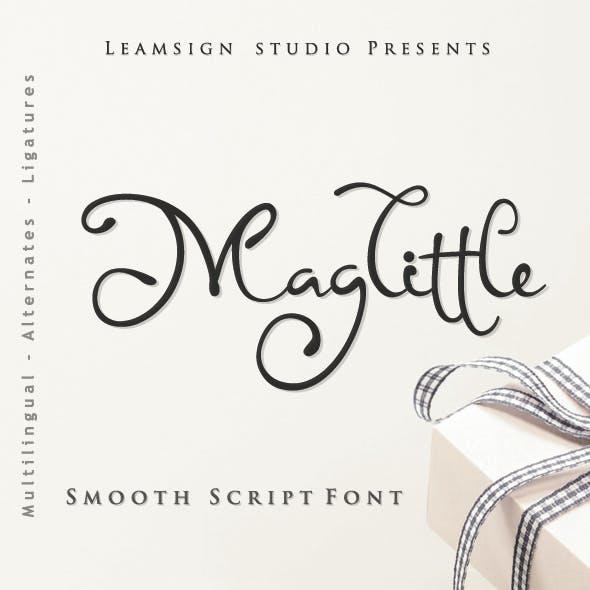Maglittle Font