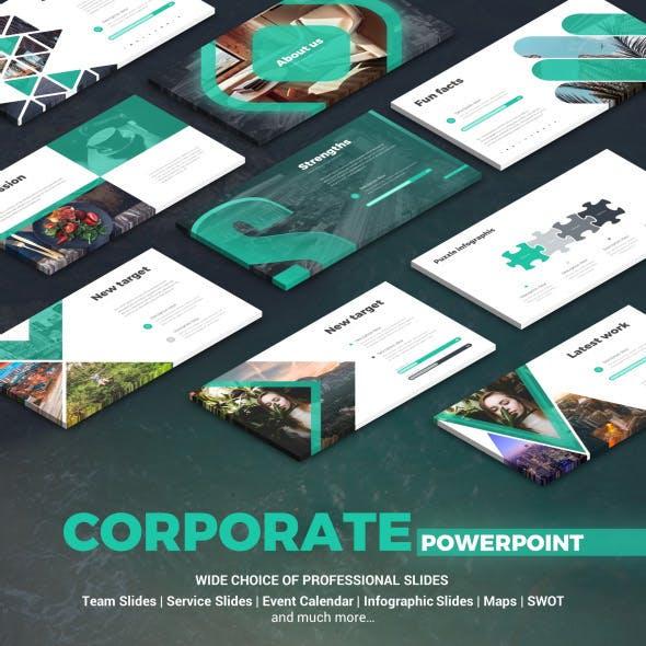 Powerpoint Corporate