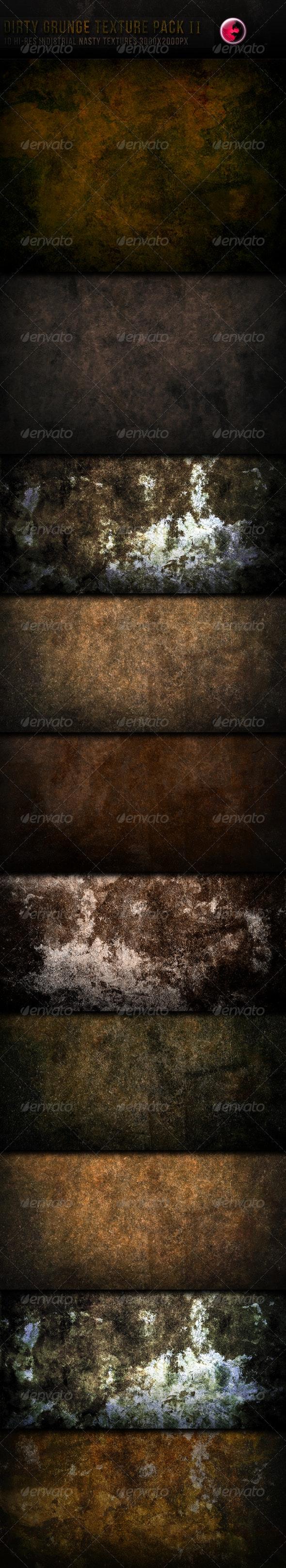 10Hi-Res Dirty grunge texture pack-ii - Industrial / Grunge Textures