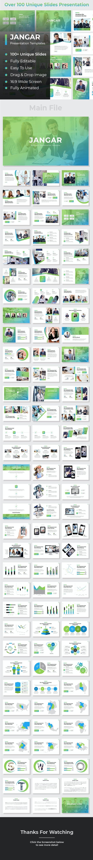 Jangar Business Google Slides - Google Slides Presentation Templates