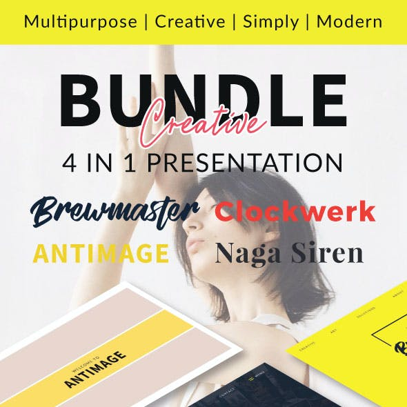 Bundle 4 In 1 Keynote