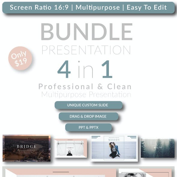 4in1 Bundle Powerpoint