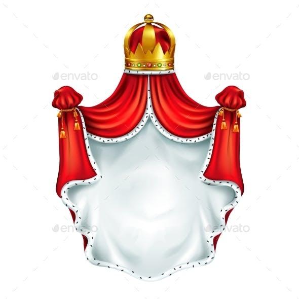Medieval Heraldic Emblem