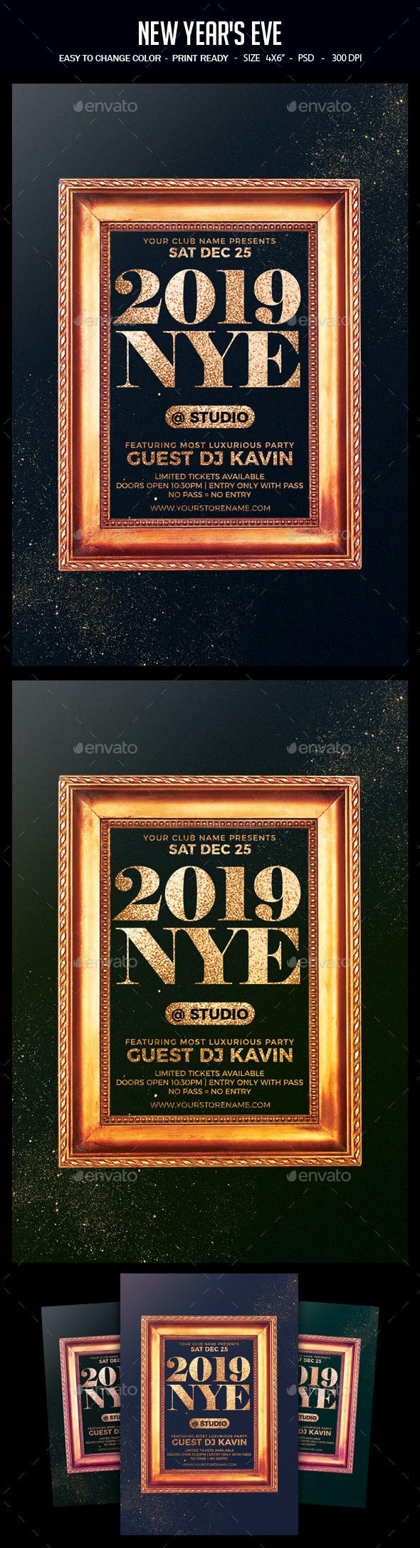 New Year's Eve - Clubs & Parties Events