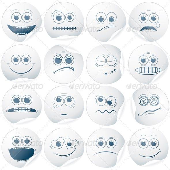 Paper Smileys