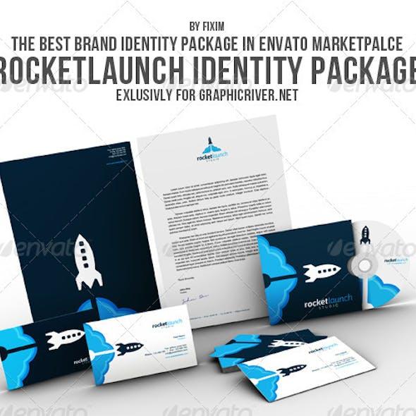 Rocketlaunch Identity Package