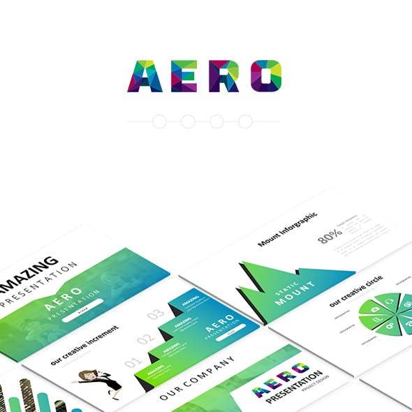 Aero - Multipurpose Google Slides Template