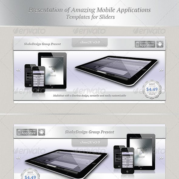 Presentation of Mobile Applications