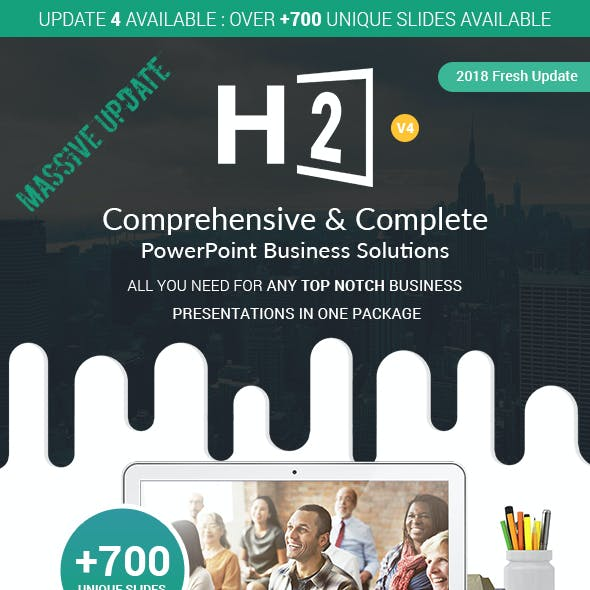 H2 Premium Source of PowerPoint Slides