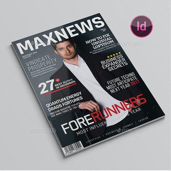 Maxnews Magazine