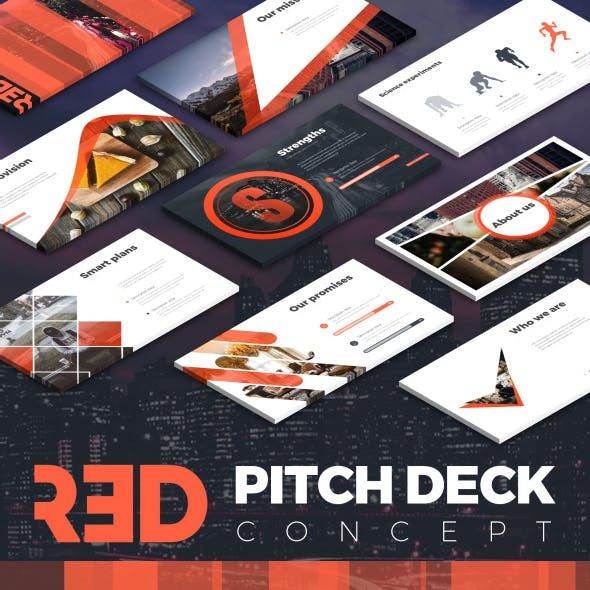 Pitch Deck Concept