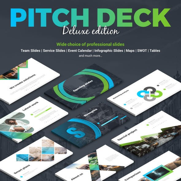 Pitch Deck Deluxe