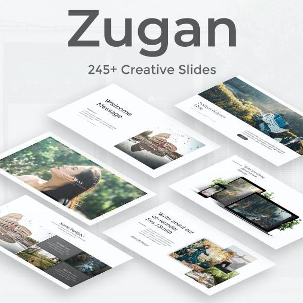 Zugan Premium Powerpoint Template