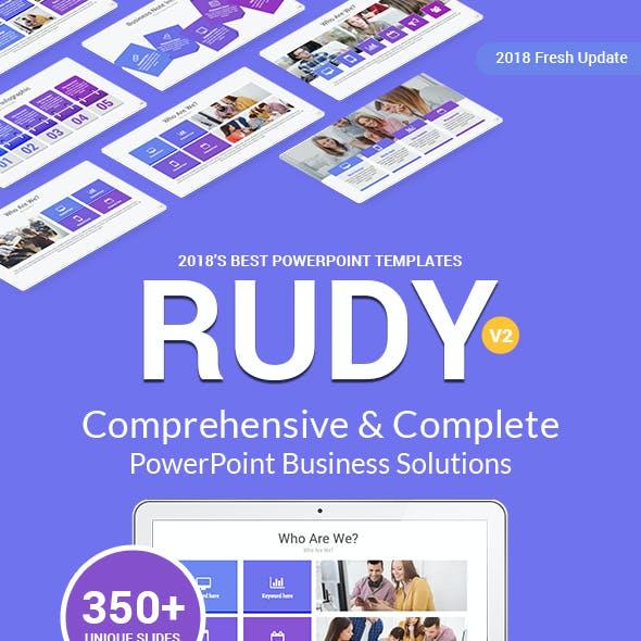 Rudy PowerPoint Presentation Template