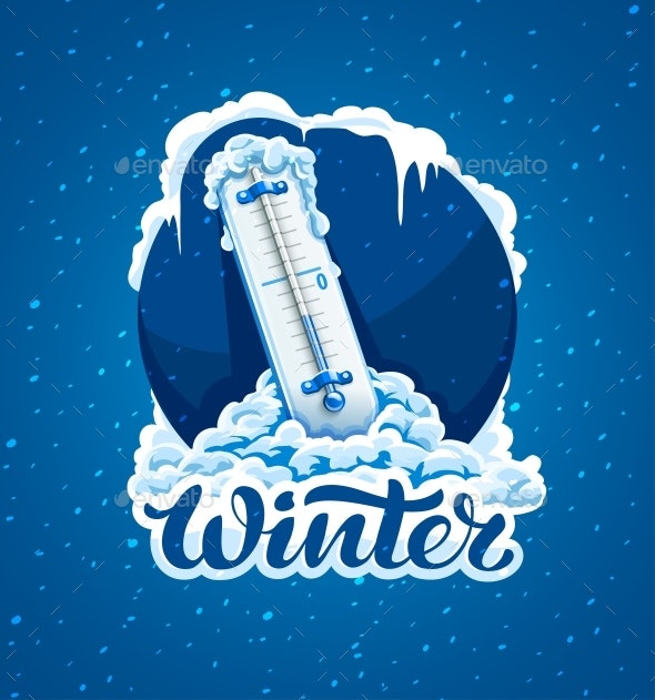 Cold Weather - Miscellaneous Vectors