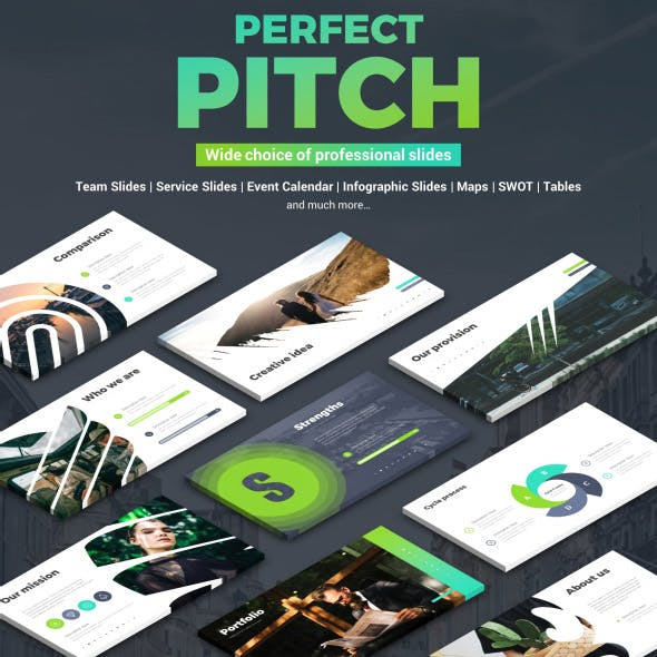 Perfect Pitch Deck