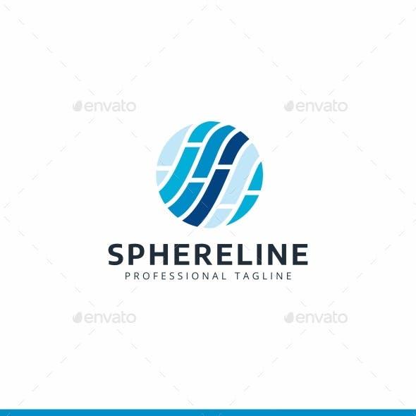 Sphere Line Logo