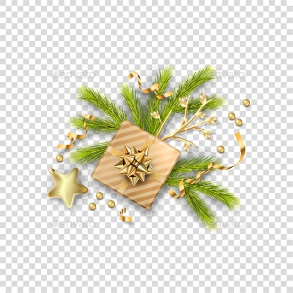 Christmas Festive Ornament - Christmas Seasons/Holidays