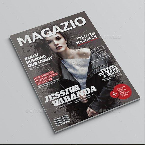 A4 Letter Magazine Vol.2