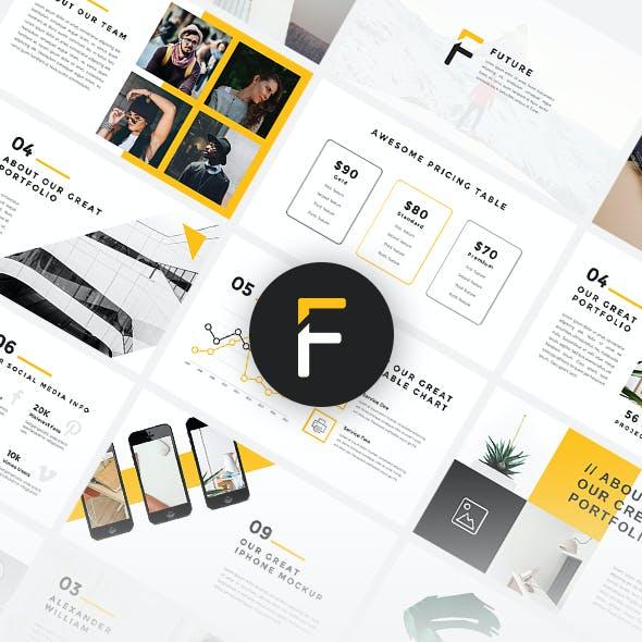 Future - Multipurpose PowerPoint Template