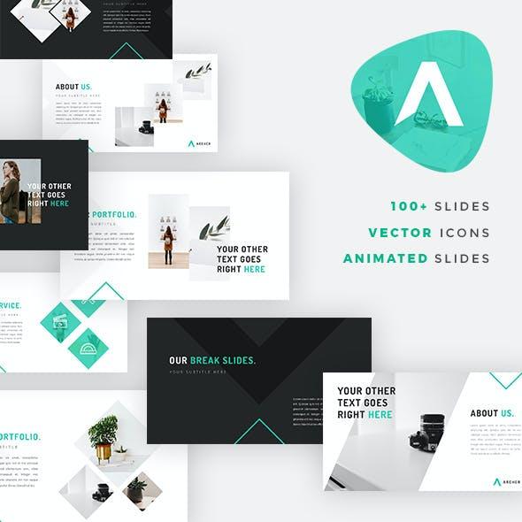 Archer - Creative PowerPoint Template