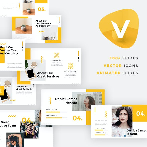 Vienna - Creative PowerPoint Template