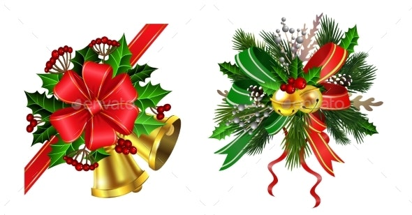 Christmas Festive Decoration From Christmas Tree - Christmas Seasons/Holidays