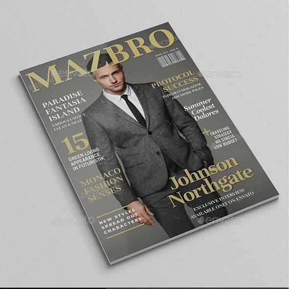A4 Letter Magazine Vol.03