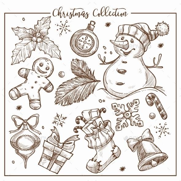 Christmas Collection - Christmas Seasons/Holidays