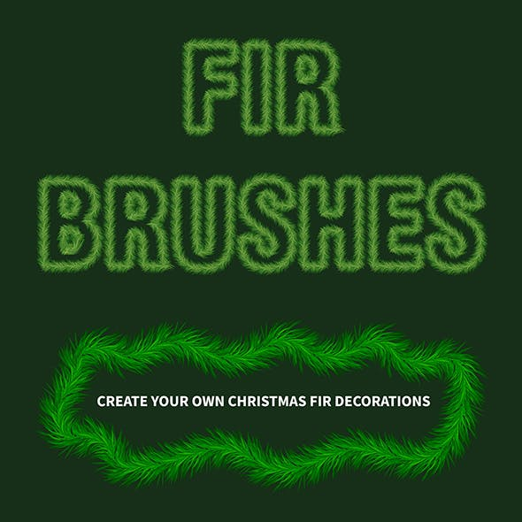 Pine Tree Creator Brush