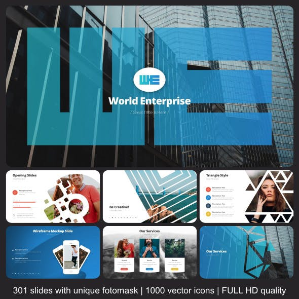 Business World Enterprise