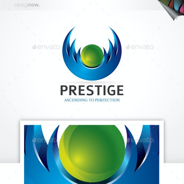 Prestige Circular Logo