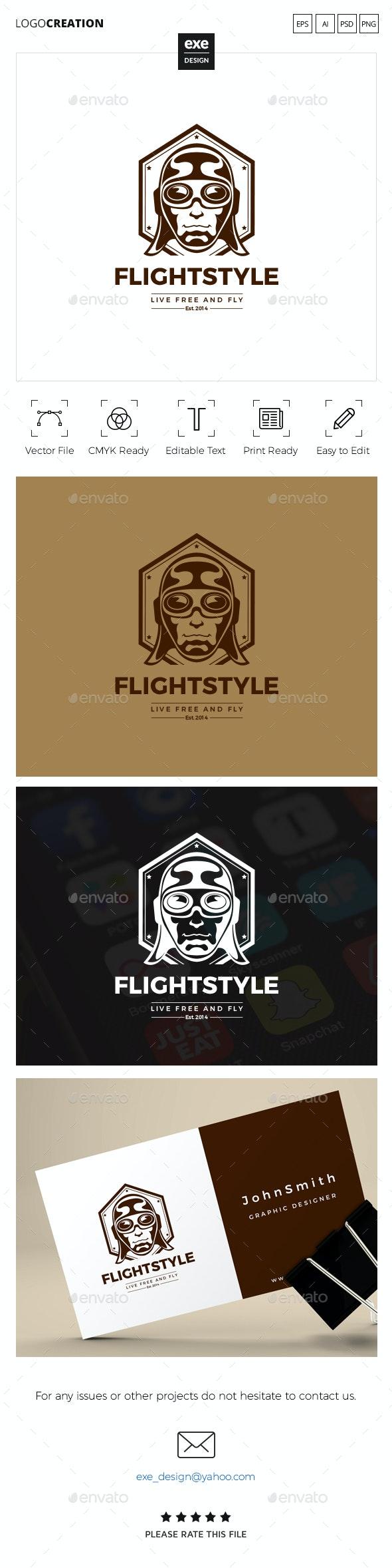 Pilot Logo - Humans Logo Templates