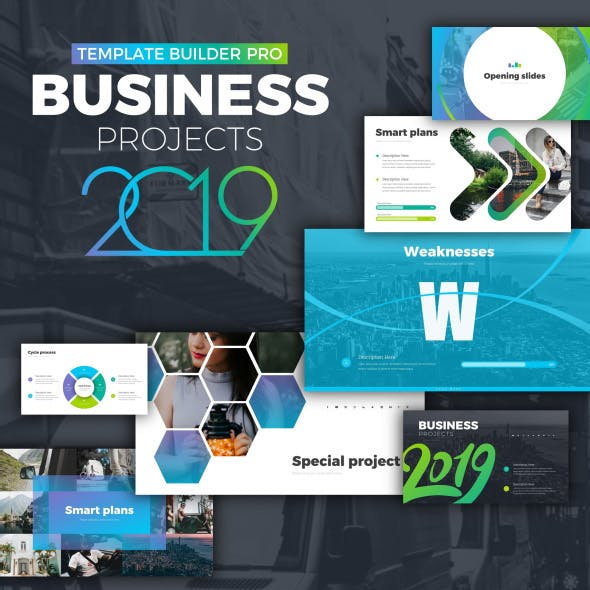 Business Projects 2019