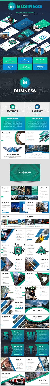 In Business - Google Slides Presentation Templates