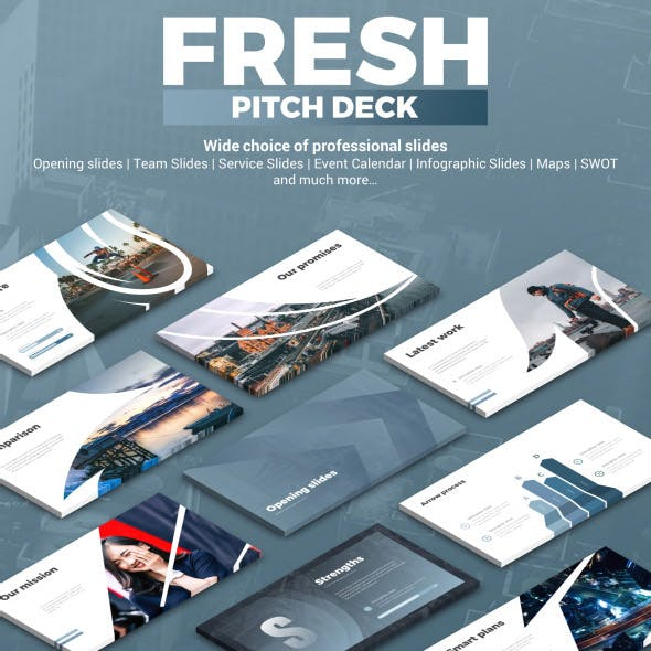 Pitch Deck Fresh
