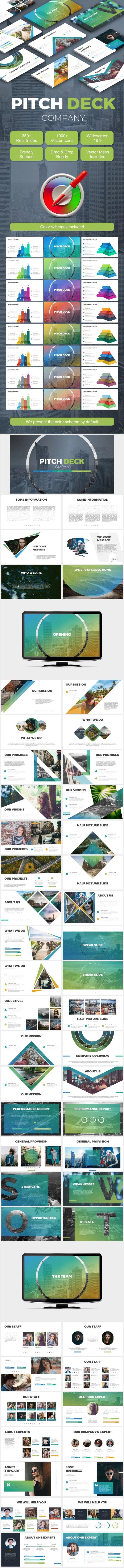 9 Best Presentation & Powerpoint Templates for June 2019