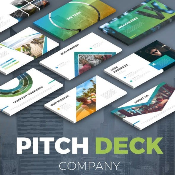 Pitch Deck Company