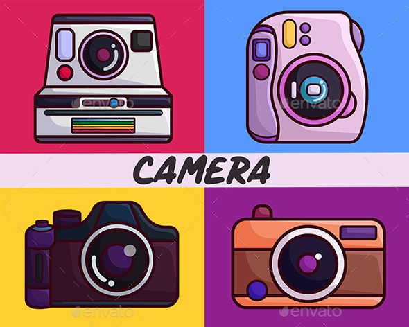 Type of Camera - Man-made Objects Objects