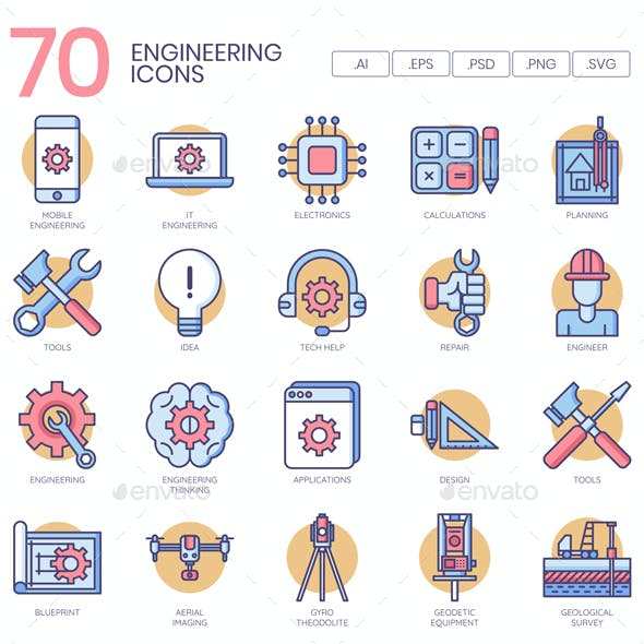 Engineering Icons